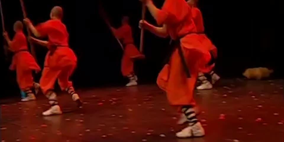 El Auditórium de Palma acoge este fin de semana a 'Los Monjes Shaolin'
