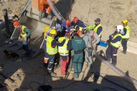Recta final del rescate de Julen: ejecutan 'microvoladuras' por la dureza del terreno