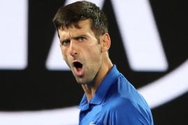 Djokovic gana y se enfrentará a Nadal en la final del Open de Australia