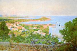 Sobre el pintor Rigoberto Soler e Ibiza