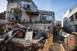El Gobierno destina 21,7 millones a paliar los daños de las inundaciones en Mallorca
