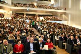 Armengol califica de éxito el I Congreso de Innovación Educativa de Baleares
