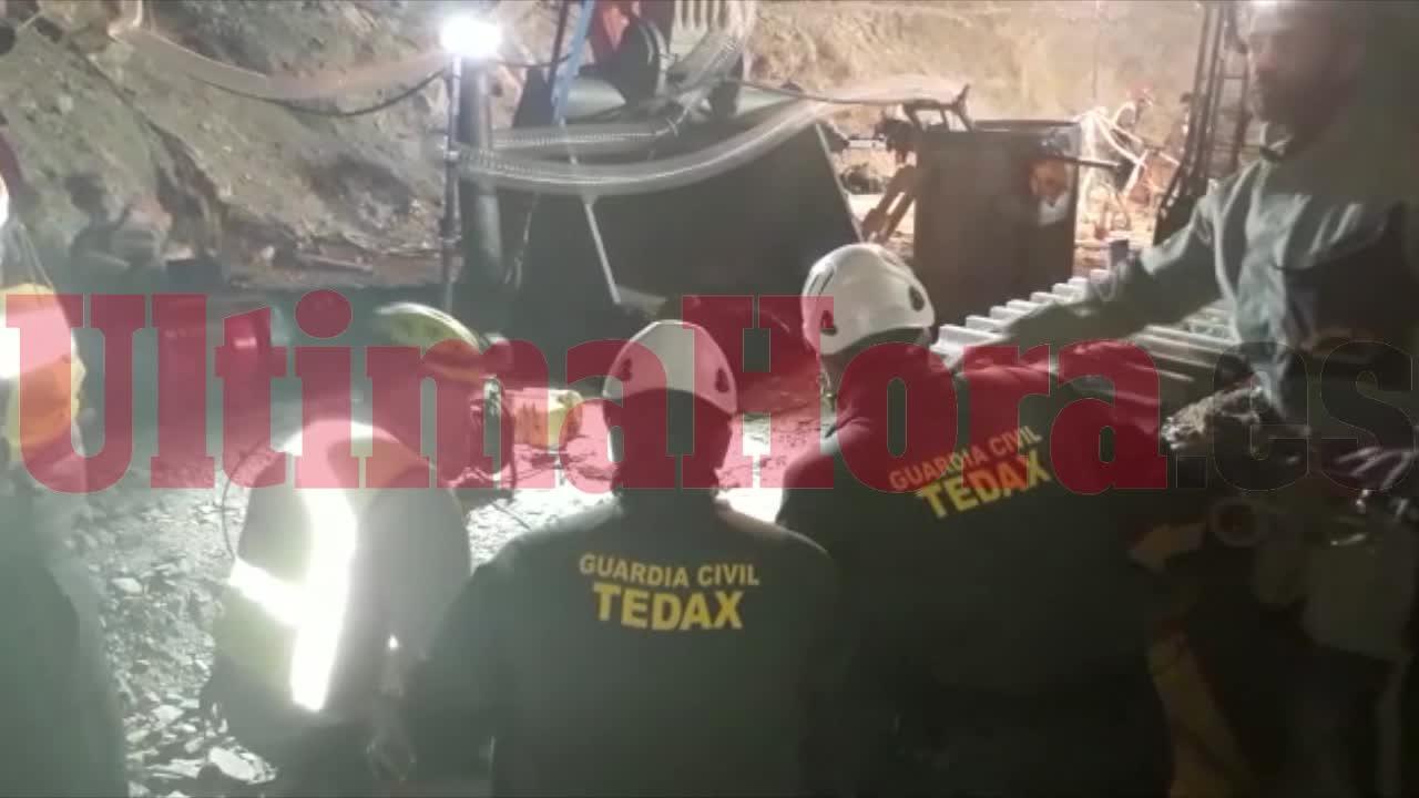 Dos guardias civiles de Mallorca se suman al rescate de Julen