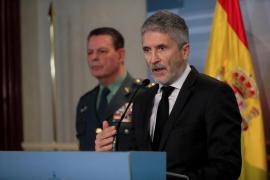 Marlaska: «El objetivo era rescatar a Julen, ahora se inicia la investigación»