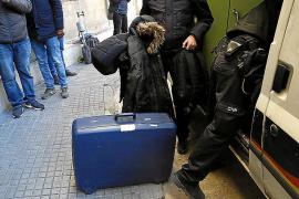 La hermana del presunto pirómano: «Es inocente, estaba en Cádiz con nosotros»