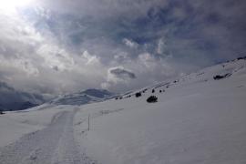 Muere un esquiador por un alud en una zona fuera de pistas en Baqueira Beret