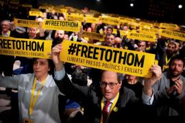 La Crida nace con Jordi Sànchez de líder y llamada a la «unidad» soberanista