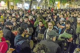 La noche más mallorquina en Barcelona