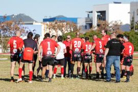 El partido entre el Ibiza Rugby y El Toro en Can Misses, en imágenes (Fotos: Marcelo Sastre).