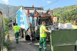 Acciona puede reiniciar la recogida de basura si no hay acuerdo en Sóller