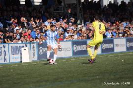 El Atlético Baleares vuelve a sonreír
