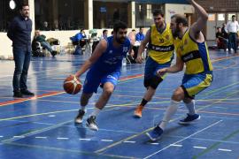 Iván Matemalas, 400 partidos en competiciones FEB