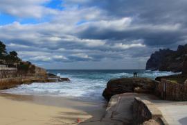 Lunes y martes de vientos fuertes en Baleares