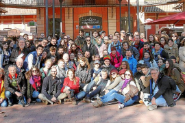 400 fotógrafos participan en Palma Fotogràfica