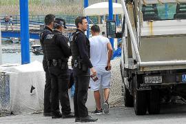 Detenida 'in fraganti' una integrante de 'la banda del Rolex' en Andratx