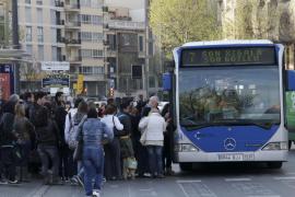 El billete de los autobuses de la EMT de Palma será más caro des de Mañana
