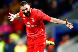 Goleada del Madrid y exhibición de Benzema