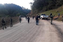 Diez muertos en un tiroteo entre policías comunitarios en Guerrero, México