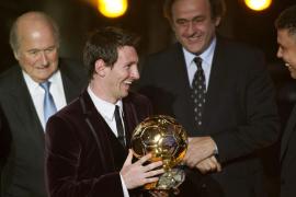 Messi completa otro 'hat-trick'
