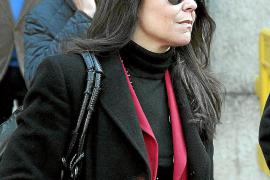 María Umbert: «El concurso que encubría el pago de los discursos se hizo a mis espaldas»