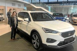 Blau Motors ya comercializa el nuevo SEAT Tarraco
