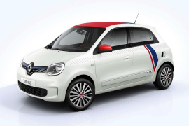 Renault Twingo «le coq sportif» Serie Limitada
