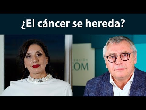 ¿El cáncer se hereda?