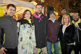 'Revetla' de Sant Sebastià en Palma