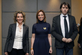 Calvo pasa a integrar el 'equipo político'  de Chacón por ser «la mejor opción de futuro»