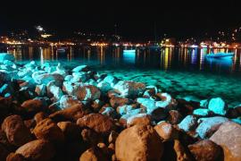 Nit de abaneres (Port de Sóller)