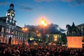 El taxi intensifica su protesta en Madrid y la VTC estudia un ERE en Cataluña
