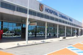 Herido un hombre de 70 años al caer de un segundo piso en el Port de Pollença