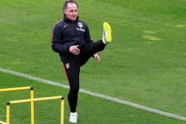 En libertad sin fianza el 'profe' Ortega, preparador físico del Atlético de Madrid