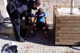 El desaparecido de sa Pobla apuñaló a un hombre tras una pelea en un bar