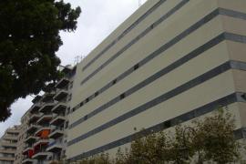 Un hombre aparece ahorcado en un hotel de Palma en su primer día de trabajo