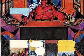 Una exposición del gran dibujante Richard Corben llegará a Palma