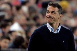 Luis García, destituido 50 días después