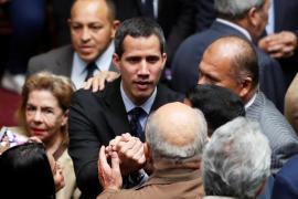 La FIscalía de Venezuela pide prohibir la salida del país a Guaidó y congelar sus cuentas