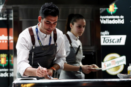 Genestra y Arbona explican en Madrid Fusión la historia de la ensaimada