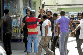 Condenado por los disturbios de agosto de 2011 en el barrio de Son Gotleu