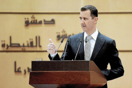 Al Asad denuncia la «hipocresía» de la Liga Árabe y anuncia un referéndum