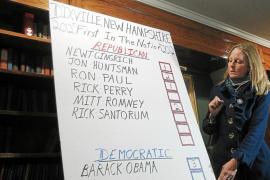Romney consolida el respaldo de los republicanos, pero perdería ante Obama