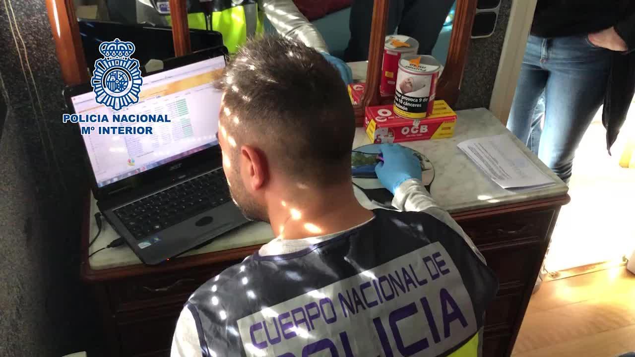 Detenido en Valladolid un hombre con más de 40.600 archivos pedófilos de «extrema dureza»