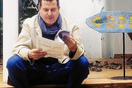 Andreu Riera y su piano 'atracan' en el Xesc Forteza con 'Cinema per a tres'
