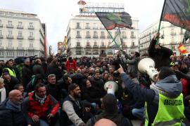 Madrid rechaza la última propuesta del taxi porque busca «eliminar las VTC»