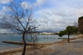 El viento y los fenómenos costeros afectarán este jueves a Baleares