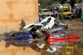 Sant Llorenç suspende las licencias urbanísticas en zonas afectadas por las inundaciones