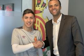 El Real Mallorca ficha a Leo Suárez