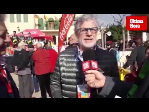 Lecciones de ciclismo en Palma