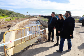 28 millones para reparar los caminos y torrentes del Llevant